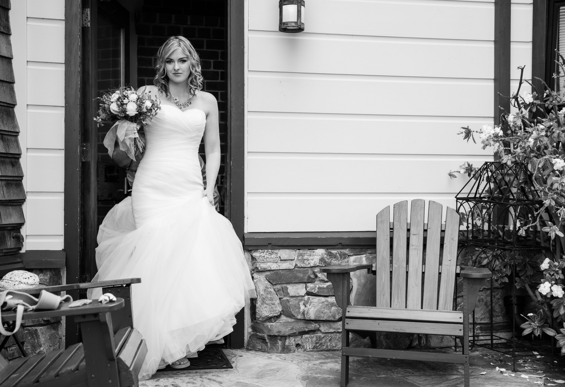 Elk Cove Inn beach wedding