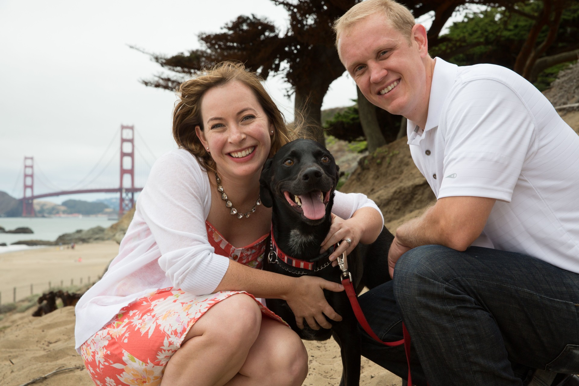 baker beach engagement san francisco - 17