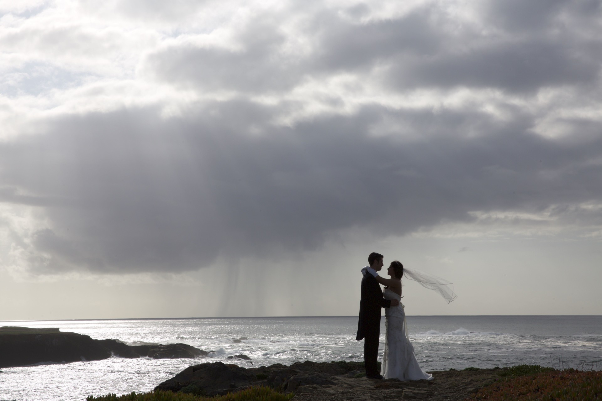 Mendocino Ocean Bluffs wedding - 24