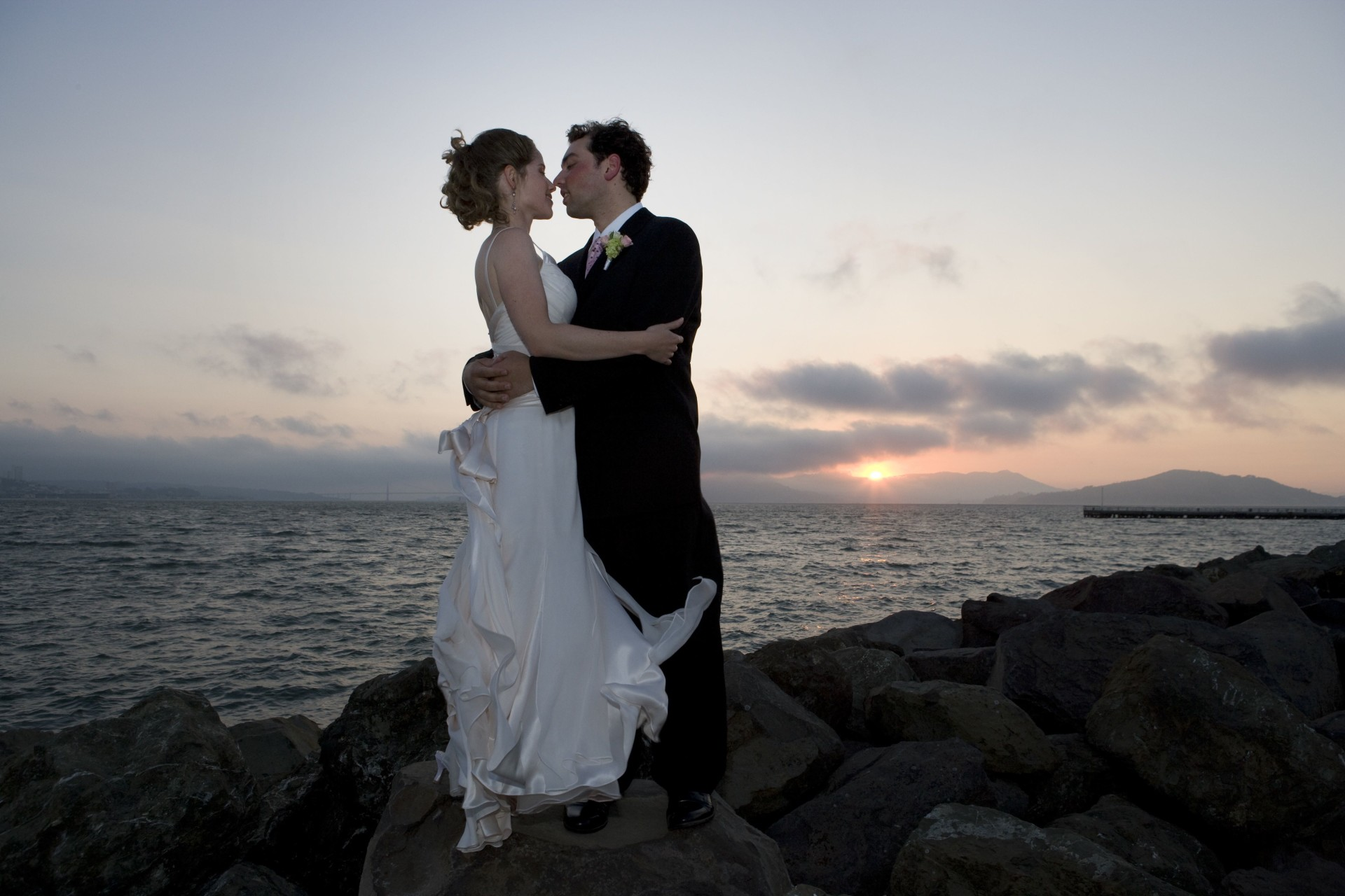 San Francisco Bay Wedding JPRL  - 24