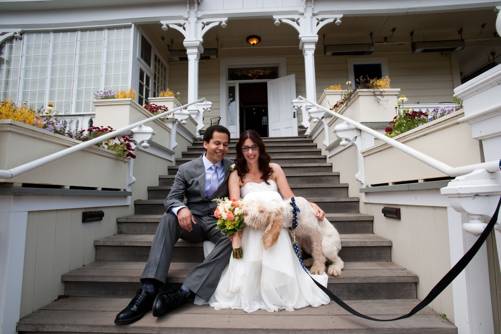 MacCallum House weddings - 3