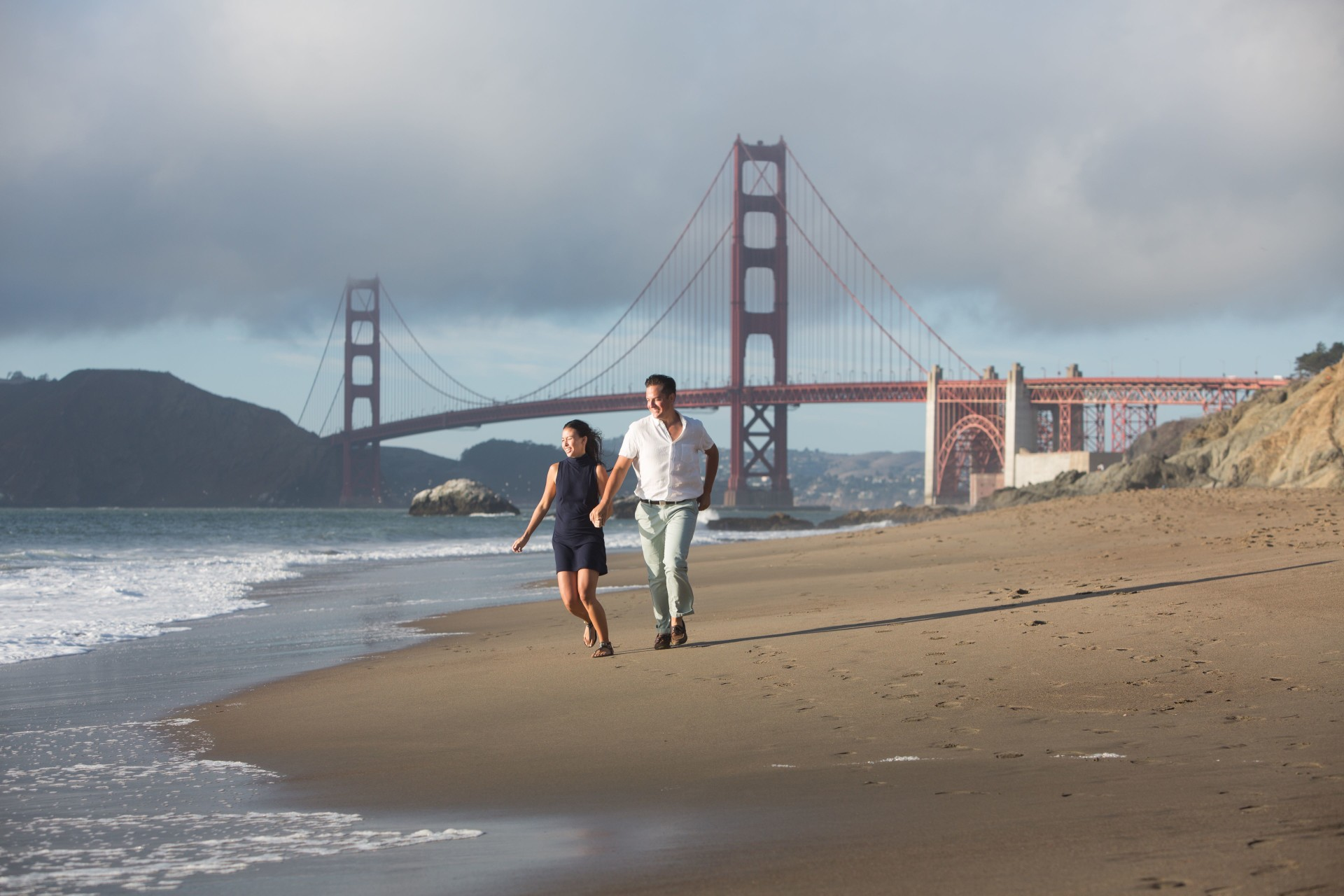 baker beach sf engagement - 22
