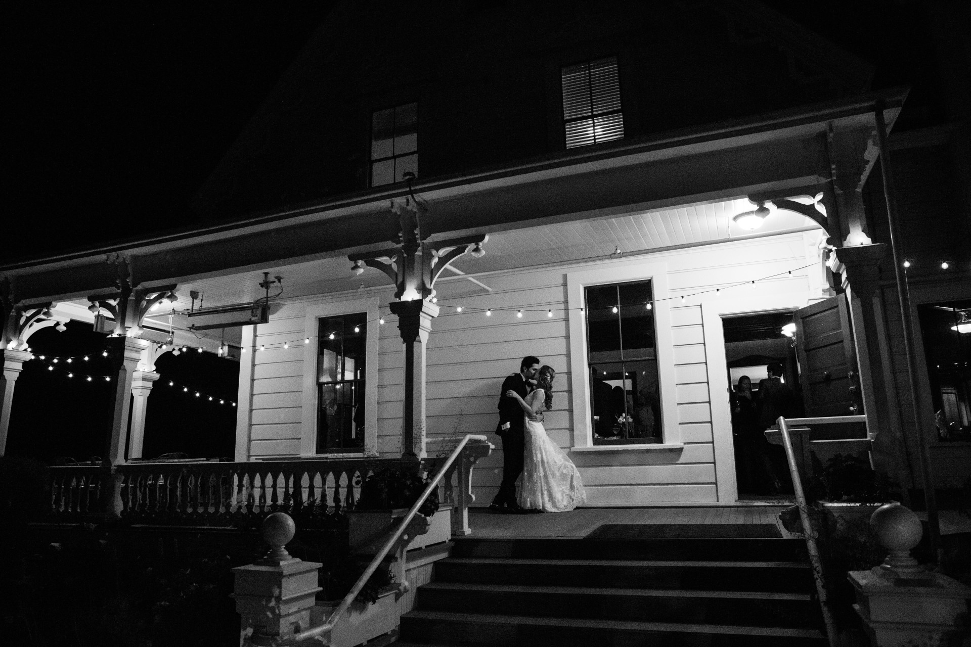 MacCallum House Wedding Ceremony and Reception